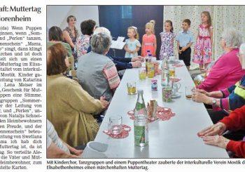 Märchen im Elisabethenheim